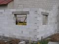 Budowa garażu od podstaw w okolicach Rogowa Sobóckiego