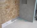 Wykończenie wnętrza łazienki w Tyńcu Małym k. Wrocławia