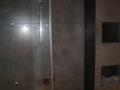 Kapitalny remont i wykonanie projektu łazienki k. Wrocławia (Karwiany)