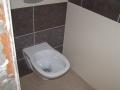 Wykonanie i wykończenia łazienek – Karwiany k. Wrocławia
