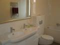 Kompleksowe wykończenie wnętrz łazienki w Sobótce – Górce