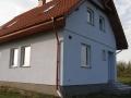 Ocieplanie budynku wełną mineralną w Sobótce – Górce