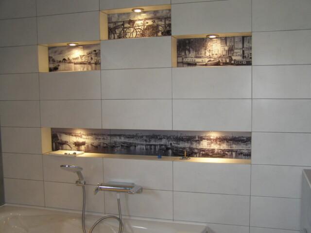 Montaż sufitów podwieszanych oraz wykończenie łazienki – Radomierzyce