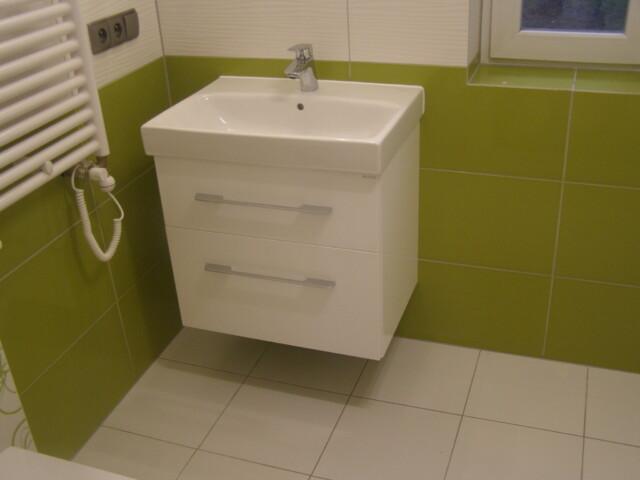 Kapitalny remont łazienki w Glinicy koło Jordanowa Sl